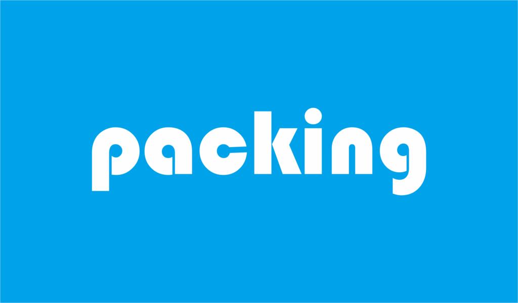 packing adalah