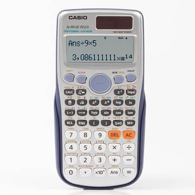 kalkulator ilmiah